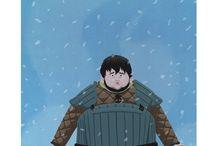 GoT, Dragon Age & Fantasy
