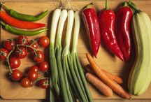 Glorious Veggies / These are the stars behind a great dish. The fresh ingredients that enhance the taste and keep you healthy.