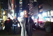Christmas in New York City 2013 with Nana Gouvea