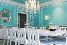 Tiffany Blue Wedding Bliss / by Kathryn | One to Wed