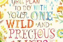 Inspiration-Quotes / Inspirational Quotes/Photos