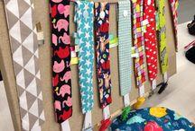 Attaches tétine / Des milliers de couleur pour attacher la tétine de bébé