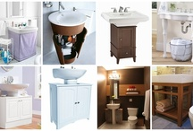 Bathrooms / by Deborah & Co.