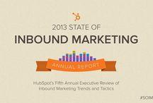 Inbound Marketing / by Janis Greener