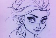 Disney draws