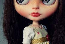 Dolls / Um mundo de bonecas lindas pelo qual sou fascinada.