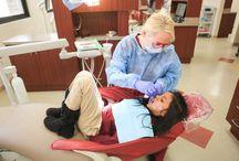 Dental Hygiene Program / Dental Hygiene students Eastern International College (Jersey City) Dental Hygiene Clinic provided free dental exams to students from the Golden Door Charter School on Friday, Feb. 6, 2015.