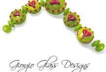 Artisan Lampwork Beads For Sale / A facebook page where artists can list their beads for sale and allow open communication with buyers from around the world.