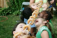 Ezzys birthday party ideas