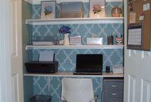 Closet For Study Room