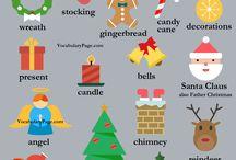English: Voca Christmas