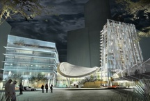 Mixed use project in Riyadh by Worksbureau / by yousef hassan