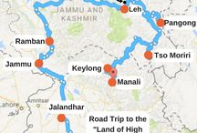 Trekking and Road trips in India