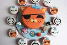 Octonauts Birthday Party / by Veronica Pisano