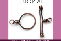 diy jewelry- clasps