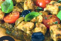 Veggie Recipes / Delicious, nutritious recipes suitable for vegetarians