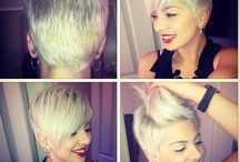 Wicked whites! / More hot haircuts