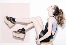 Shoe campaign - creative