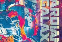 Guuardians of the Galaxien Vol.1-2