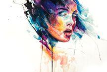 Illustration / by Facundo Azuaga