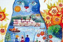 Oxana Zaika - Art peinture