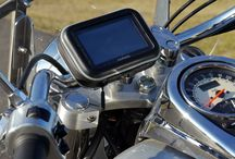 Waterproof Motorcycle Mounts / Anything that protects your GPS, phone or other electronic device while riding a motorcycle