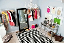 my glam room / by Clarissa Cobos