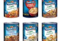 Progresso Light Soup / by Progresso