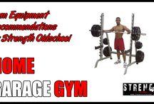 Home Garage Gym
