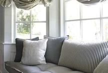 Ideas for Decorating Den, Sunroom & Office / by Paulette Farley