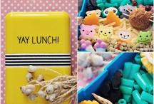 Suri's first Lunchbox