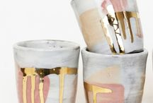 funky style ceramics