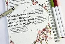 A Journal ideas
