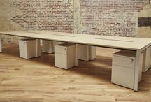 Xero by Identity Furniture / A simple, modular desking system that is perfect for any office environment.