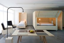 Interior design / Furniture & space