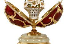 Faberge eggs / Parthenon Greek Jewelry http://parthenon-greekjewelry.blogspot.gr/