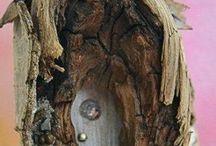 Fairy Houses ...
