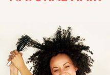 natural hair care and styles
