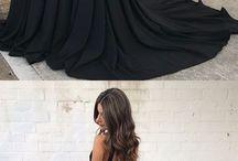 my black dress