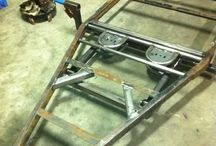 Car trailers to build