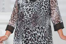 blusa tigre negra