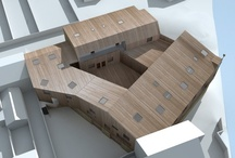 Competition - Gonville & Caius Boathouse, Cambridge