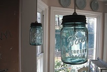 Mason Jars / by Kate {cheap crafty mama}