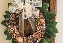 Pinecones & Grapevines.....Naturally Beautiful! / by Becky Britt