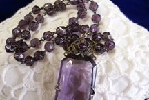 Purpley Gems and Bling / by Gillian Taylor