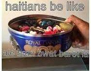 Eh Wii je suis Haïtienne