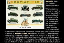 """Pontiac-ology"" / Pontiac ads and stats 1926-2010"