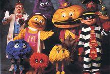 McDonalds / by David Kohler