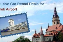 Car Rental Zagreb Airport / We offer best Zagreb Airport car rental service which is fully inclusive of rental benefits.