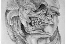 Tattoos / by Alex Veasey